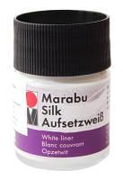 Медиум, для подрисовок на цветном шелке, 50мл, для росписи шелка, Marabu, 178005071