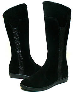 Дитячі зимові чобітки для дівчаток 31-36