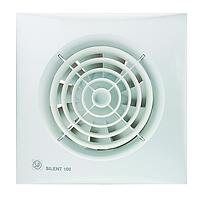 Бытовой вентилятор Soler&Palau SILENT-100 CZ ECOWATT (230V 50)