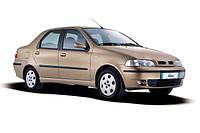 Ветровики для Fiat Albea c 2004 г.в.
