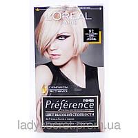 Краска для волос Feria Preference 92