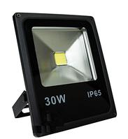 Прожектор  LED 30W  6500K  IP65  LEMANSO  черный
