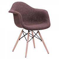 Кресло лофт Salex FB Wood Коричневый