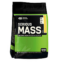 Гейнер Optimum Nutrition Serious Mass (5.4 kg)