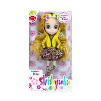 Кукла SHIBAJUKU S1 КОИ 33 см 6 точек артикуляции с аксессуарами HUN2307