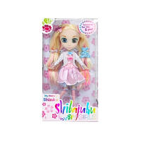Кукла SHIBAJUKU S1 ШИЗУКА 33 см 6 точек артикуляции с аксессуарами HUN2154