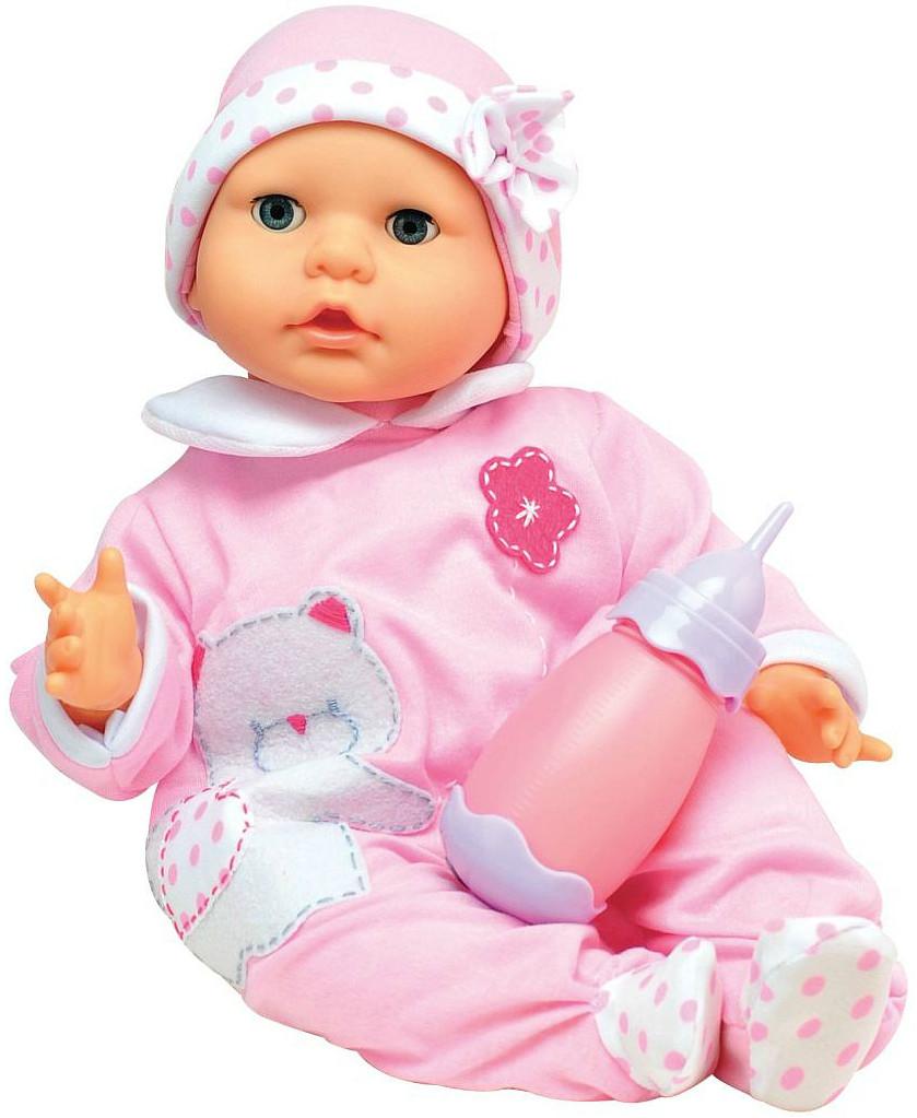 Говорящая кукла Бамболина - Виола укр. озвучка 44 см, Bambolina BD325UA