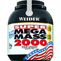 Гейнер Weider MEGA MASS 2000 (3 kg)