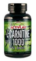 Жиросжигатель Activlab L-Carnitine 1000 (30 caps)