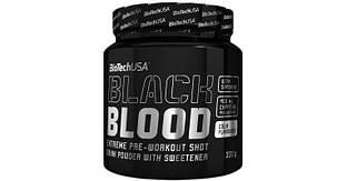 Предтренировочник BioTech Black Blood (330 g)