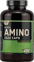Аминокислоты Optimum Nutrition Amino 2222 (150 caps)