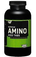 Аминокислоты Optimum Nutrition Amino 2222 (160 tabs)