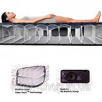 Кровать надувная (99Х191Х51 СМ.) с насосом Intex 64462, фото 2
