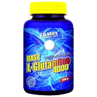 Глютамин FitMax Base L-Glutamine 4000 (500 g)