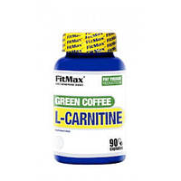 Жиросжигатель FitMax Green Coffee L-Carnitine (90 caps)