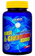 Глютамин FitMax Base L-Glutamine 4000 (250 g)