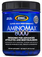 Аминокислоты Gaspari Nutrition Aminomax 8000 (350 tabs)