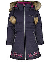 Зимнее пальто для девочки Gusti GWG 6461-ECLIPSE. Размер 116 и 164., фото 1