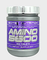 Аминокислоты Scitec Nutrition Amino 5600 (200 tabs)