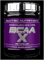 Бца Scitec Nutrition BCAA-X (330 caps)