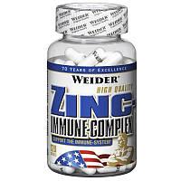Витамины и минералы Weider Zinc Immune Complex (120 kaps)