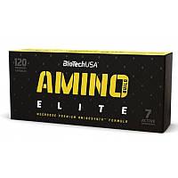 Аминокислоты Biotech Amino Build Elite (120 caps)