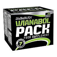 Повышение тестостерона BioTech Wianabol Pack 2.0 (30 packs)