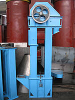 Нория для пеллет ТКЗ-5   6 м