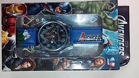 Детские наручные часы для мальчика Avengers