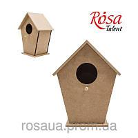 Скворечник, МДФ, 19х11х24,5 см, ROSA Talent