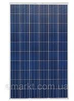 Солнечная батарея 250 Ватт 24 Вольта панель Progeny Solar поликристалл