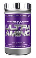 Аминокислоты Scitec Nutrition Ultra Amino (1000 caps)