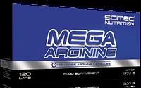 Scitec Mega Arginine 120 caps