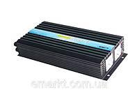 Инвертор PG на 2000 Ватт преобразователь напряжения с правильной синусоидой DC 24 В в АС 220 В чистой