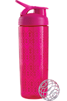 Шейкер Blender Bottle Signature Sleek (760 ml Geo Lace Pink)
