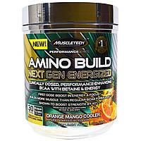 Аминокислоты MuscleTech Amino Build Next Gen Energized (281 g)