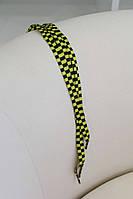 Набор плоских шнурков 3 шт любых цветов на выбор