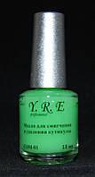 Масло для смягчения и удаления кутикулы YRE COM-01-002, средство для