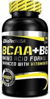 BioTech BCAA + B6 (100 tabs)