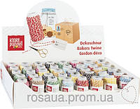 Дисплей с декоративными нитями, 40 шт., 20 м., Knorr Prandell