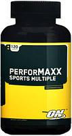 Витамины и минералы Optimum Nutrition PerforMAXX (120 caps)