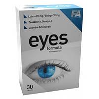 Витамины и минералы Fitness Authority Eyes Formula (30 tabs)