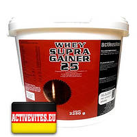 Гейнер Activevites Whey Supra Gainer 25 (4.5 kg)