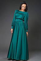 Платье длинное  в расцветках 13188