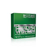 Витамины и минералы Scitec Nutrition Health Vita-Min (54 caps)