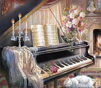 Набор алмазной мозаики Волшебная музыка