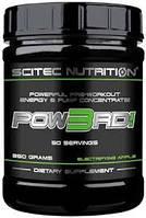 Предтренировочник Scitec Nutrition POW3RD 2.0 (350 g)
