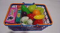 """Продукты игрушечные """"Супермаркет"""".Набор корзина продуктовая Супермаркет Орион. Корзинка """"Супермаркет"""" 26пред."""