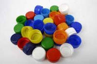 Крышку от пластиковых бутылок