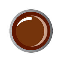 "Биогель цветной ""IRISK"" №6 Chocolate, 5 мл Premium Pack"